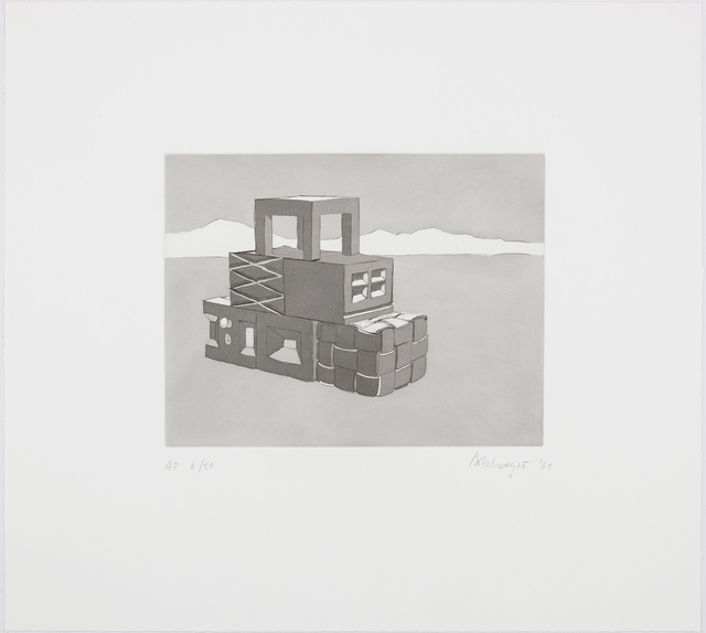 , 'Untitled from T, w, m, d, r, b,' 2003, Gagosian