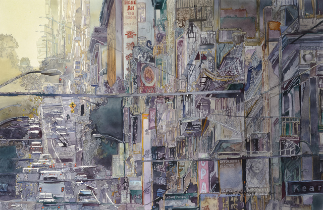, 'Powell Street, San Francisco,' , Stremmel Gallery