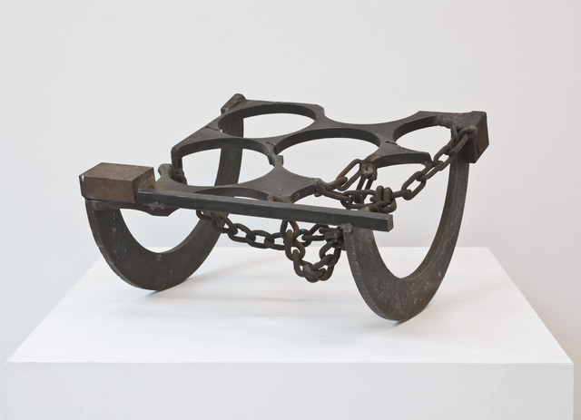 , 'Ame Eghan (Rocker),' 1975, Nasher Sculpture Center