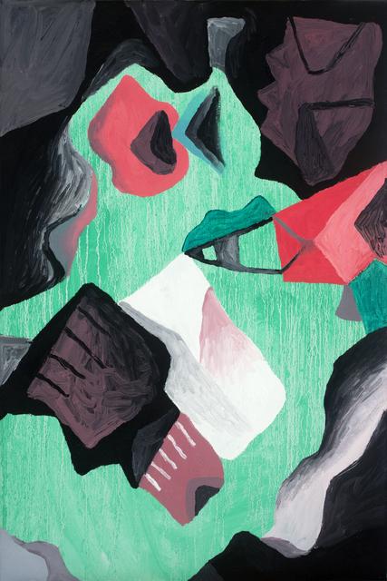 , 'Escorrido,' 2015, Galeria Pilar