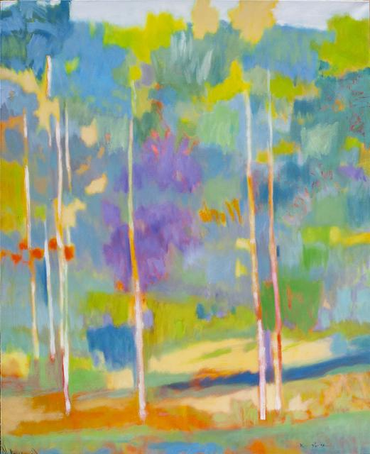 Marshall Noice, 'Hyde Park Pathway', 2019, Ventana Fine Art