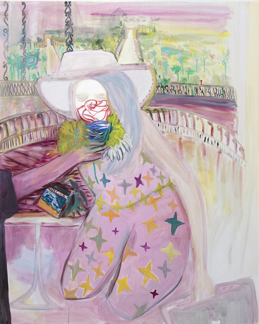 , 'Poetry at Orsini,' 2017, Projet Pangée