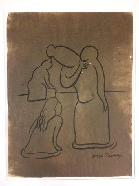 , 'Bañistas de Tehuantepec,' , Galerie AM PARK
