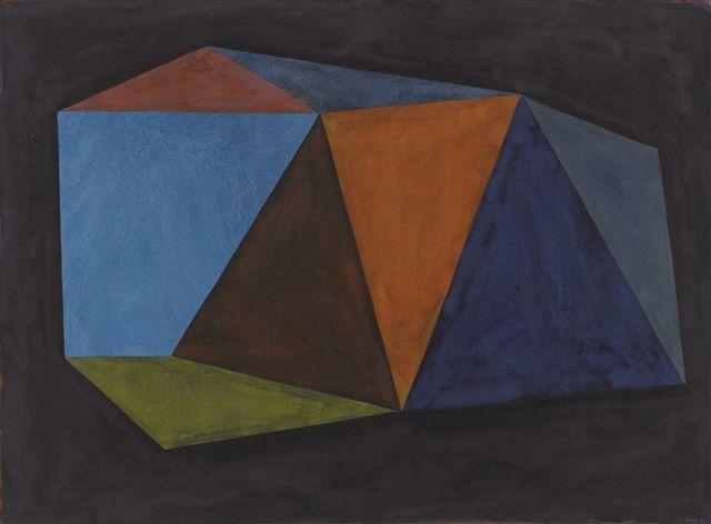 , 'Complex Form,' 1988, David Benrimon Fine Art