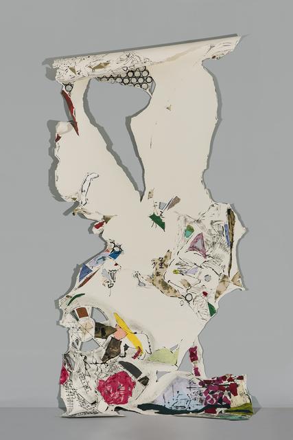 , 'Fait Accompli,' 2016, ArtCN