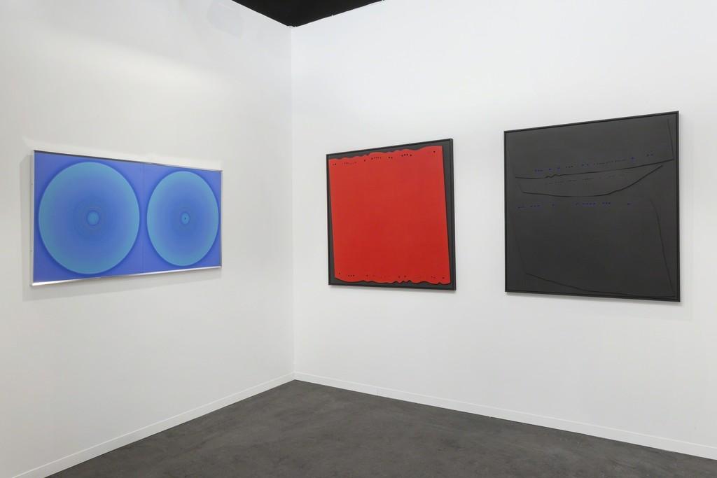 Installation View © Sebastiano Pellion di Persano