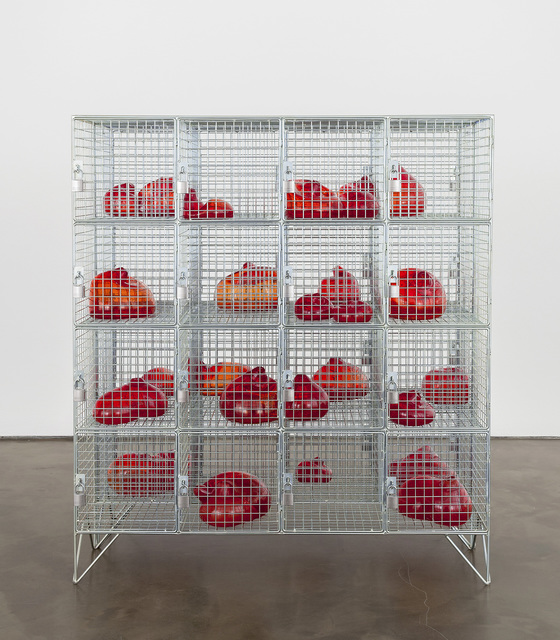 , 'Cells,' 2014, Alexander and Bonin