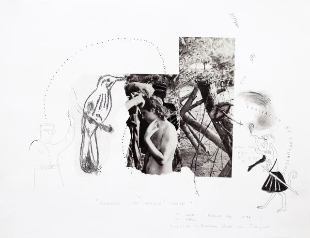 , 'Connaitre c'est démolir,' 2016-2017, Galerie Christophe Gaillard