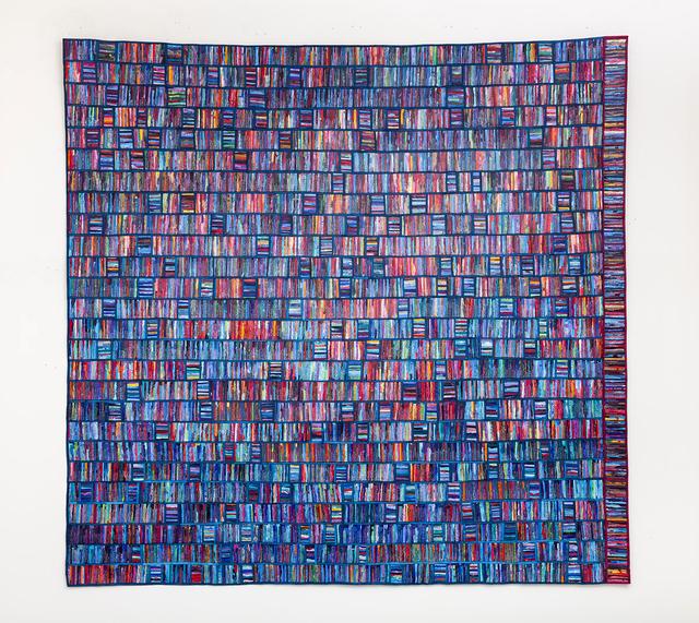 , 'Poetry Quilt,' 2017, Pavel Zoubok Fine Art