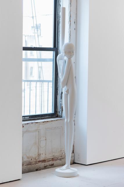 , 'Boy with Bat,' 2018, Nathalie Karg Gallery