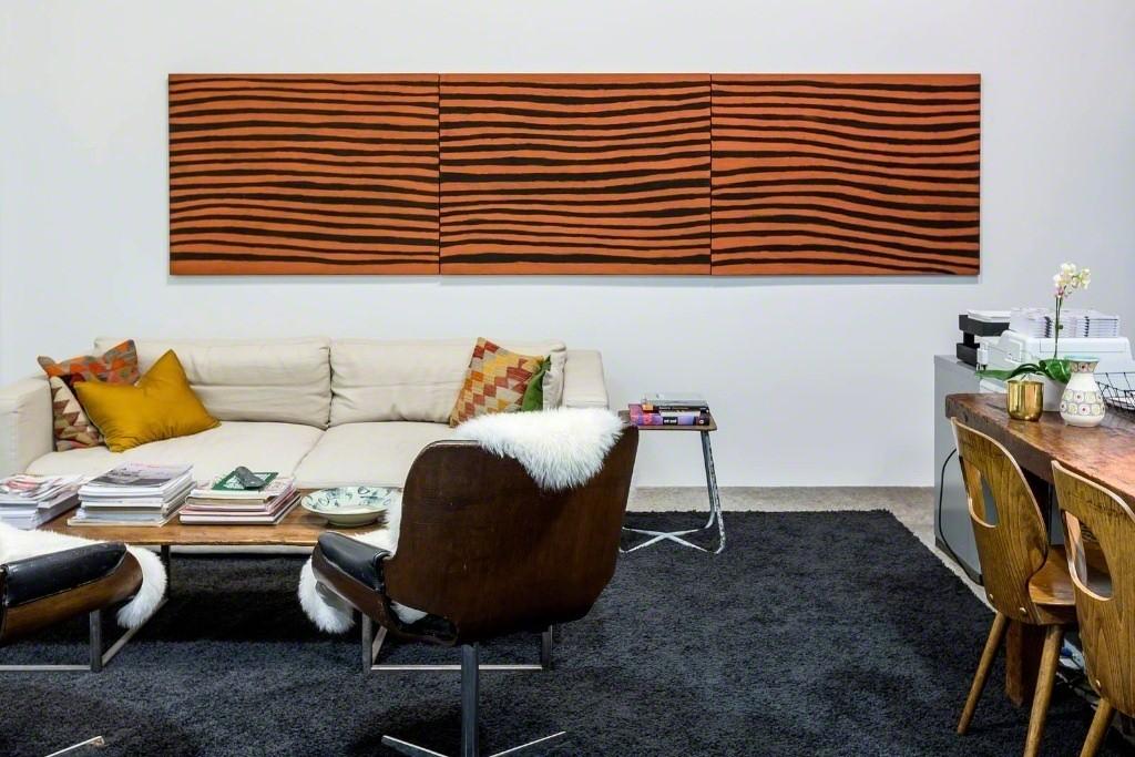 "PHYLLIS THOMAS, ""Gemerre"" 2014, Installation @ Tim Melville Gallery, Auckland. August 2015"