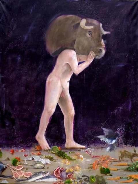 Richard Twose, 'Saturnalia', 2019, Catto Gallery