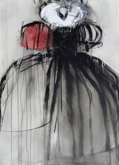 , 'Black Queen 3,' , Bill Lowe Gallery
