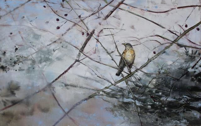 , 'Fieldfare,' 2018, Sarah Wiseman Gallery