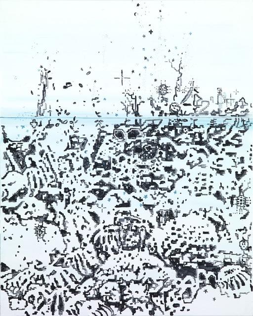 Frédéric Clot, 'Horizontale, 2019', 2019, Ditesheim & Maffei Fine Art