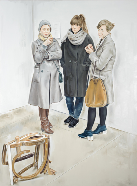 , 'Analyse,' 2018, Gallery Baton