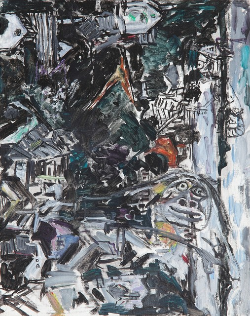 , 'Egon Schiele,' 2015, Aye Gallery