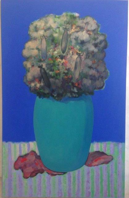 , 'Vase I,' 2015, Galerie Janine Rubeiz