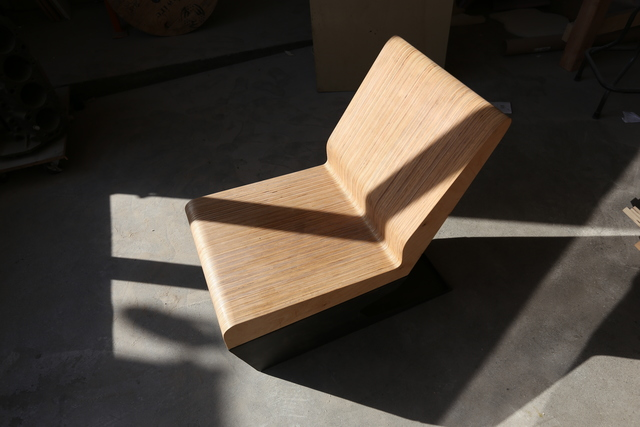 , 'The Vintage Lounge Chair,' 2016, Space 776