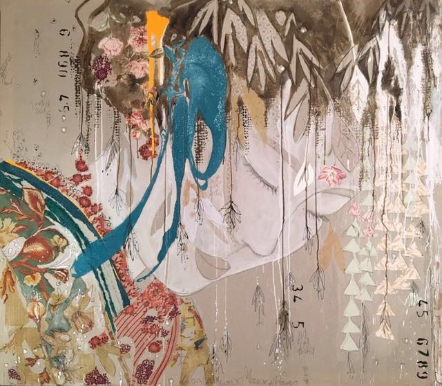 , 'Sentí q Sentía...Geisha,' 2017, Rebecca Hossack Art Gallery