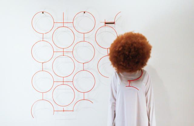 , 'Wall Screen,' 2015, Sienna Patti Contemporary