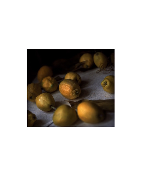 , 'Lemons and pears. New York. July 2003. ,' 2003, The Merchant House