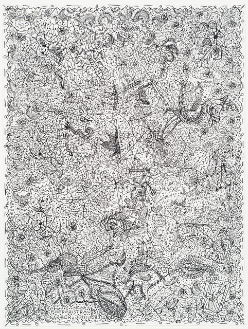 , 'Flieder Strauss (Lilac Bouquet),' 1983, Fleisher/Ollman