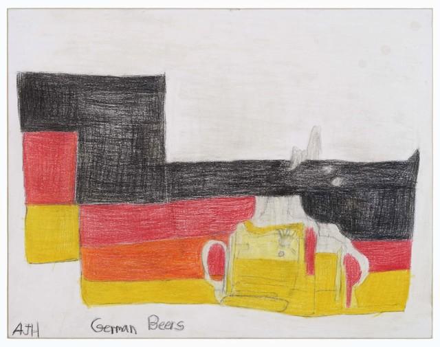 , 'German Beers,' , Western Exhibitions