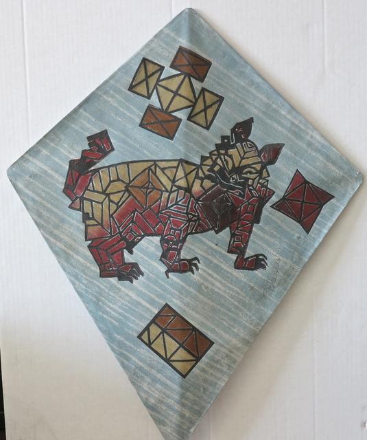 Francisco Toledo, 'Abstract geometric dog kite II', 2012, MLA Gallery