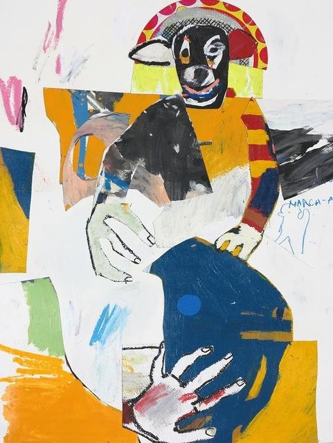 , 'Reverence,' 2018, g.gallery