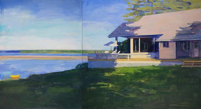 Kurt Solmssen, 'Early Morning Summer', 2017, Linda Hodges Gallery