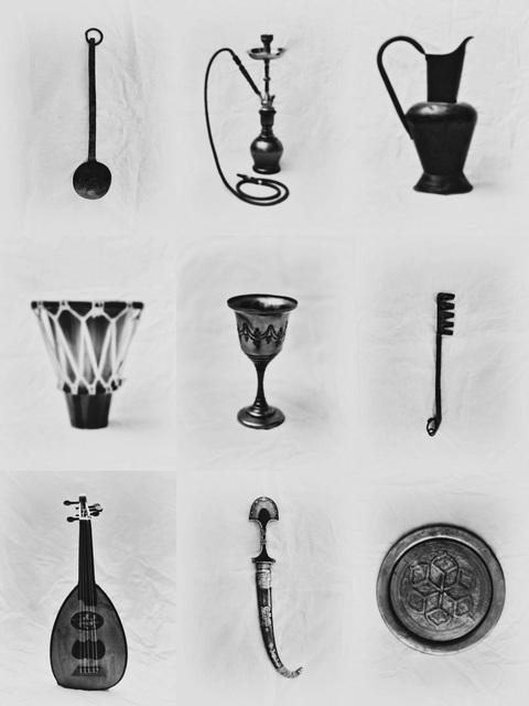 , 'Objects, from the series 'Karawan',' 2017, Kahmann Gallery