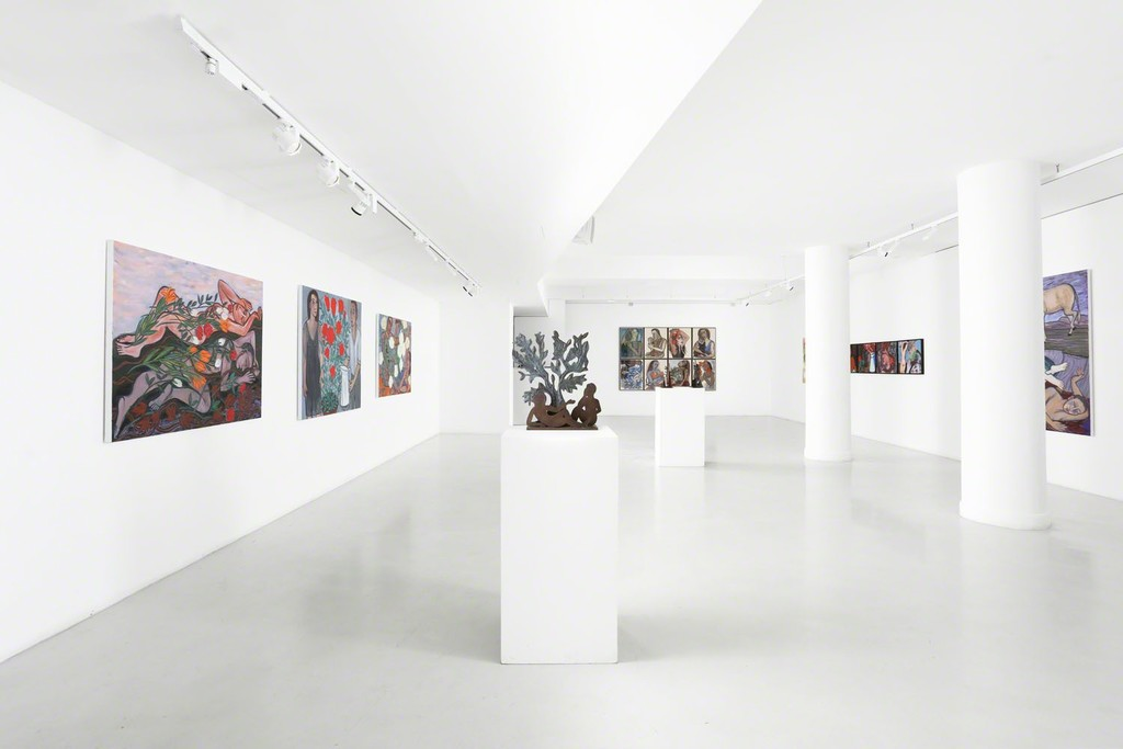 Love-In-Idleness installation view