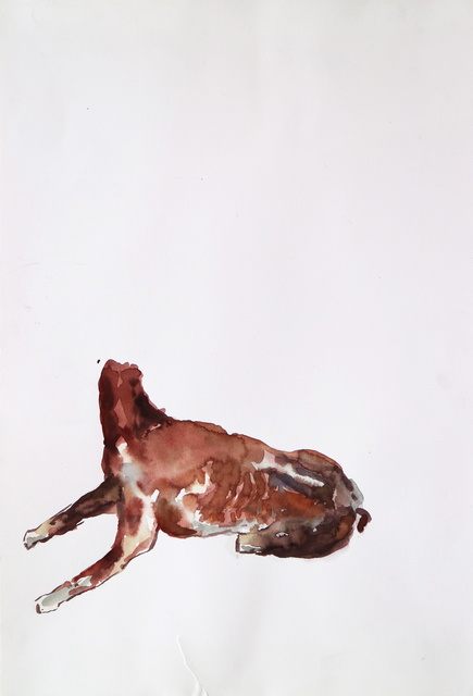 , 'Carcaça [Carcass],' 2017, Casa Triângulo
