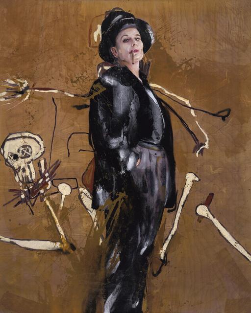 Lita Cabellut, 'I'm not in a hurry', 2019, Opera Gallery
