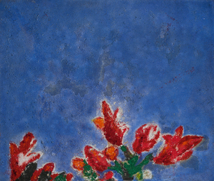 Jiří Georg Dokoupil, 'Blue and Red,' 1999, Sotheby's: Contemporary Art Day Auction