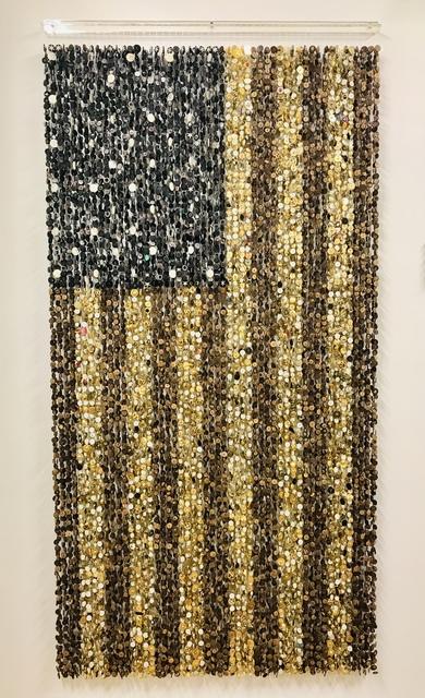 , 'American Flag,' 2019, The Directed Art Modern
