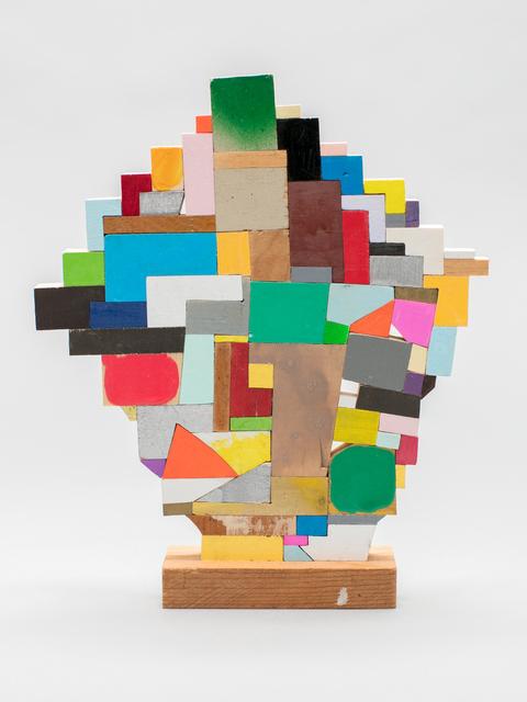 Damien Hoar de Galvan, 'Hiding Place', 2018, The Schoolhouse Gallery
