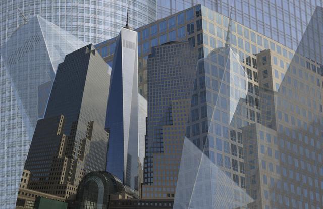 Frederick Hodder, 'World Financial Center', 2014, Mana Contemporary