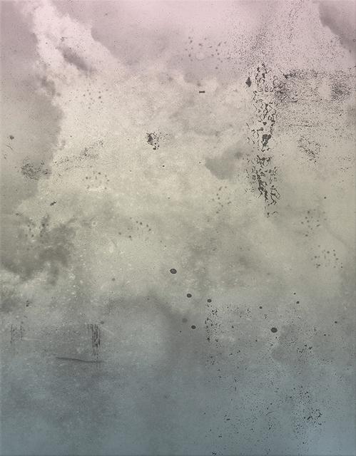 , 'Brush Stock Painting,' 2014, Moisés Pérez De Albéniz