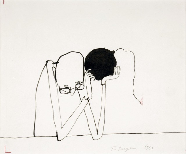 , 'Untitled,' 1961, Drawing Center