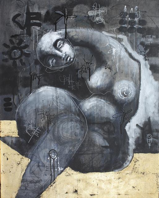 , 'She Always Seemed An Outsider Of Sorts,' 2018, Corvidae Gallery