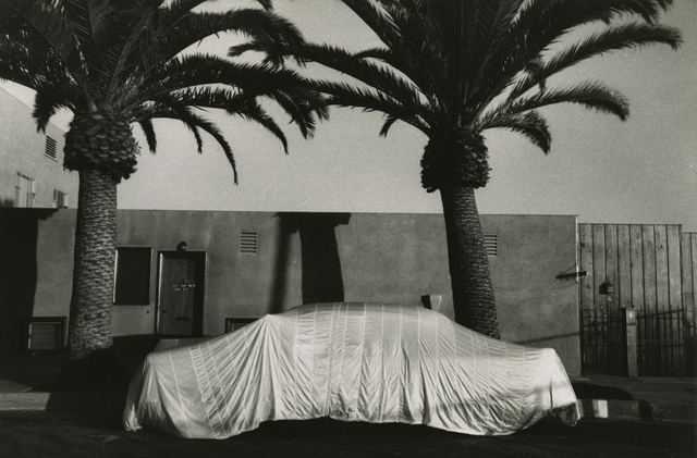 , 'Covered Car--Long Beach, California,' 1956/1956c, Contemporary Works/Vintage Works
