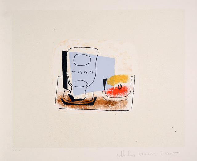 Pablo Picasso, 'Nature Morte au Verre, 1924', 1979-1982, RoGallery