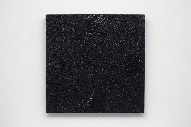 , 'Untitled (Black Light Painting, Glitter Series),' 1978, Kayne Griffin Corcoran