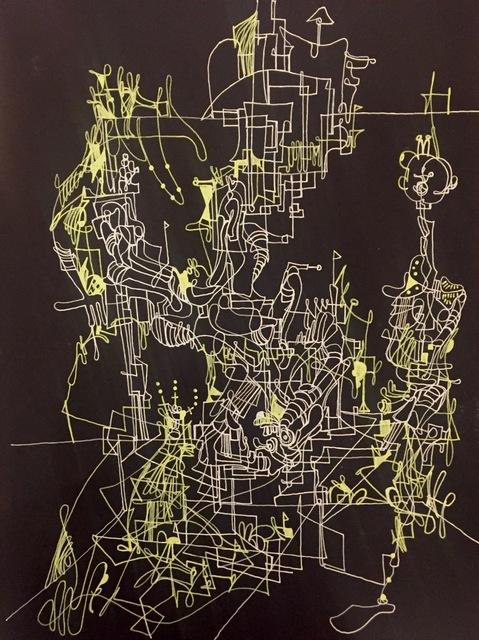 , 'Not Settled,' 2017, AFA Gallery