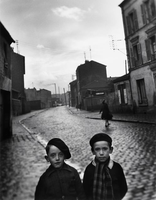 Louis Stettner, 'Aubervillers', 1947, Photography, Gelatin silver print, printed 1980s, GALLERY FIFTY ONE