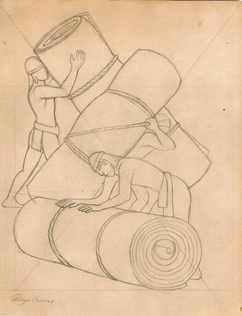 , 'Cargadores de Petates,' , Galerie AM PARK