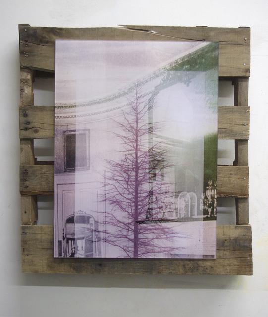 , 'Sunset Mantle Tree,' 2014, Klaus von Nichtssagend Gallery