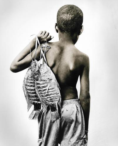 , 'Fischermans boy, Turkana Tribe, Kenya,' , Bernheimer Fine Art